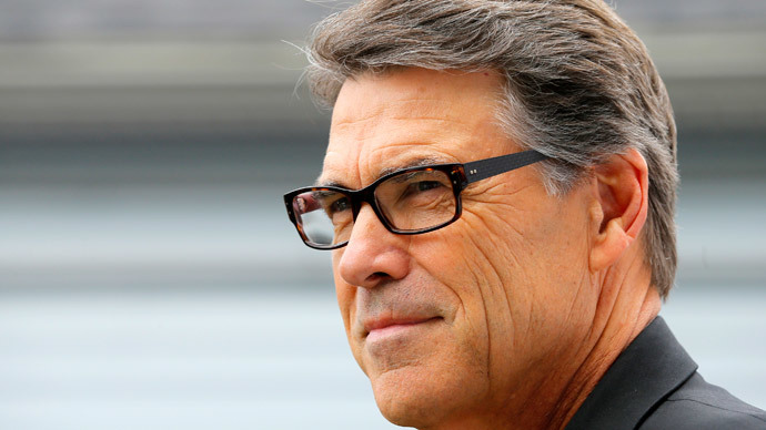 Texas Governor Rick Perry.(Reuters / Brian Snyder)