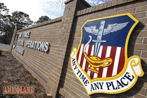 "I guess the ""Any Time Any Place"" motto does not apply here…Hurlburt Field Florida"