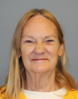 Cheryl Pifer is pictured in this handout booking photo courtesy of the Mesa County Sheriff's Office. CREDIT: REUTERS/MESA COUNTY SHERIFF'S OFFICE