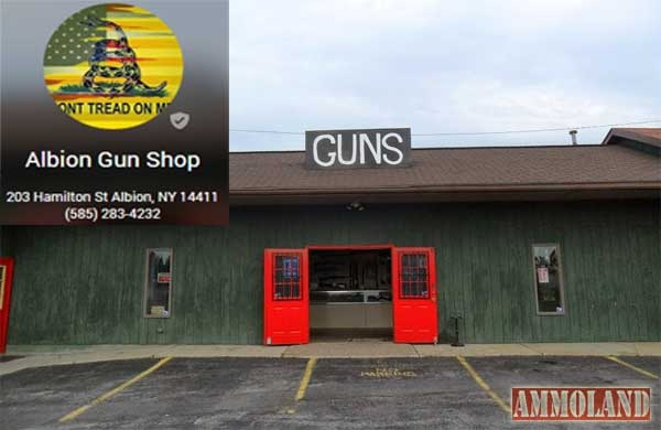 Albion Gun Shop, NY