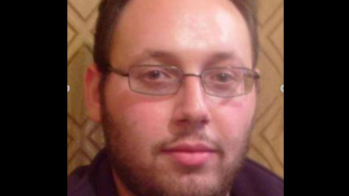 Steven Sotloff (Photo from Facebook page)