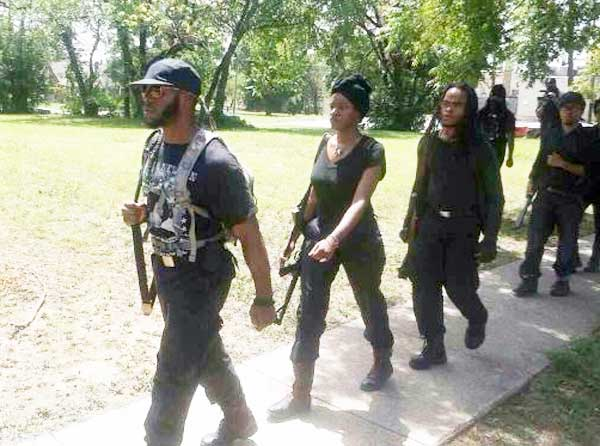 Are Black People Carrying Guns Public Enemy