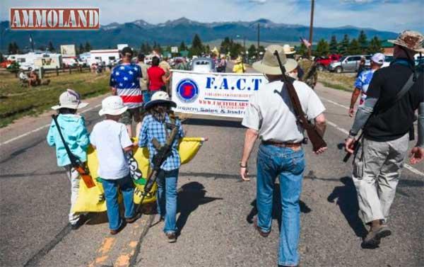 Colorado Open Carry Celebration March