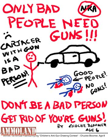 Only Bad People Need Guns Says Mainstream Media