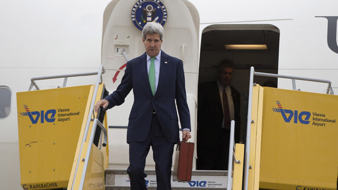 U.S. Secretary of State John Kerry. (Reuters / Carolyn Kaster)
