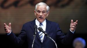 U.S. Republican presidential candidate Congressman Ron Paul. (Reuters/Joe Skipper)