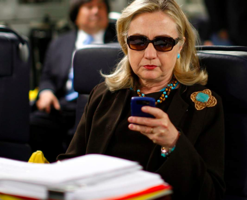 HILLARY CLINTON REQUESTED BOOK WITH TIPS ON 'HOW TO DELETE ...