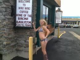 bikini barrista