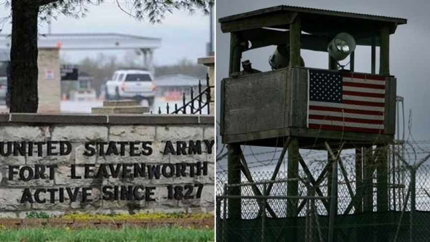 'Leavenworth 10' Languish In Military Prison, While Gitmo Detainees Are...