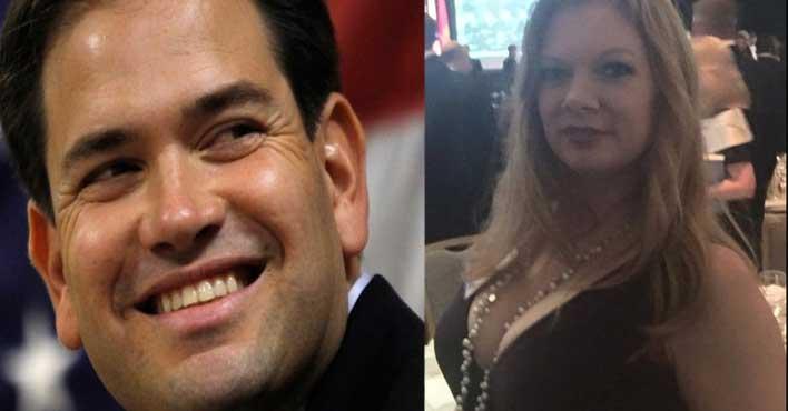 BOOM! Here It Is! Rubio Sex Scandal! Buh-Bye Little Marco