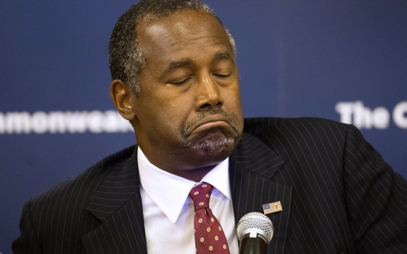 Ben Carson Now Holds A Very Special Place In The Donald's ?