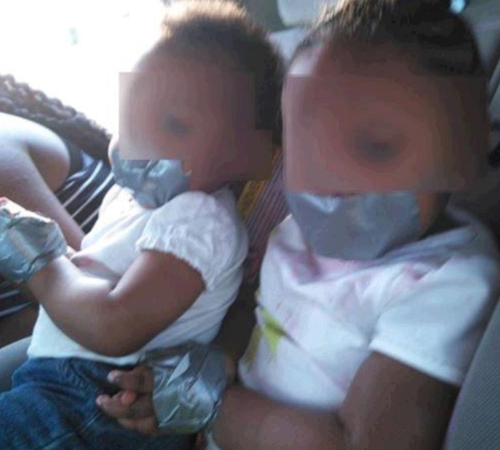 [Disgusting PHOTO] Posted By Mom Has Internet In An Uproar: Kids For Sale!