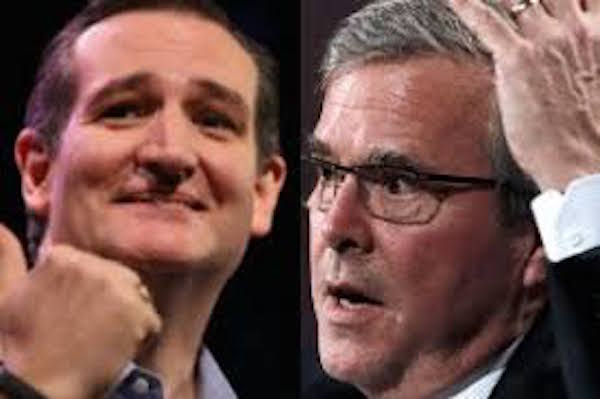 Jeb Bush Is The Latest Of The Establishment Republicans To Line Up Behind Ted Cruz