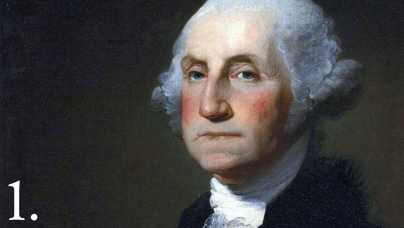 """Why Would """"History"""" Teach Us That George Washington Was The 1st President, When He Clearly Was Not?"""