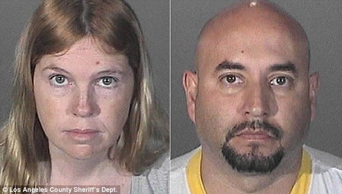 CA Police Fear Couple Molested More Than Eight Children, Ages 3 to 17 Years Old