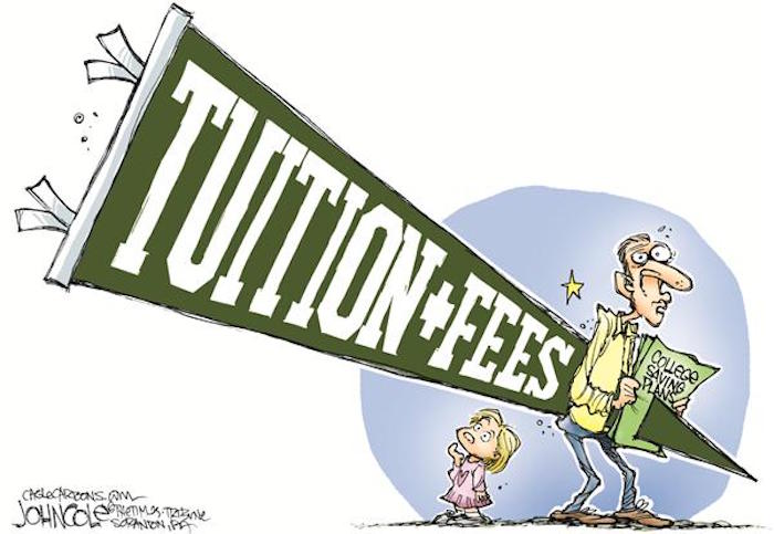 These Numbers For The Increase In College Tuition, Across The Generations, Will Knock You Out!