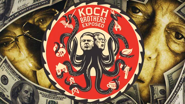 The Koch Billionaire's Club Throws In With Hillary - No Worthwhile Republican