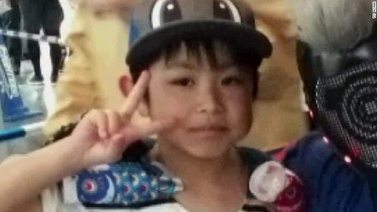 [VIDEO] Japanese Parents Leave Boy In Mountains, As Punishment And Now? He's Missing