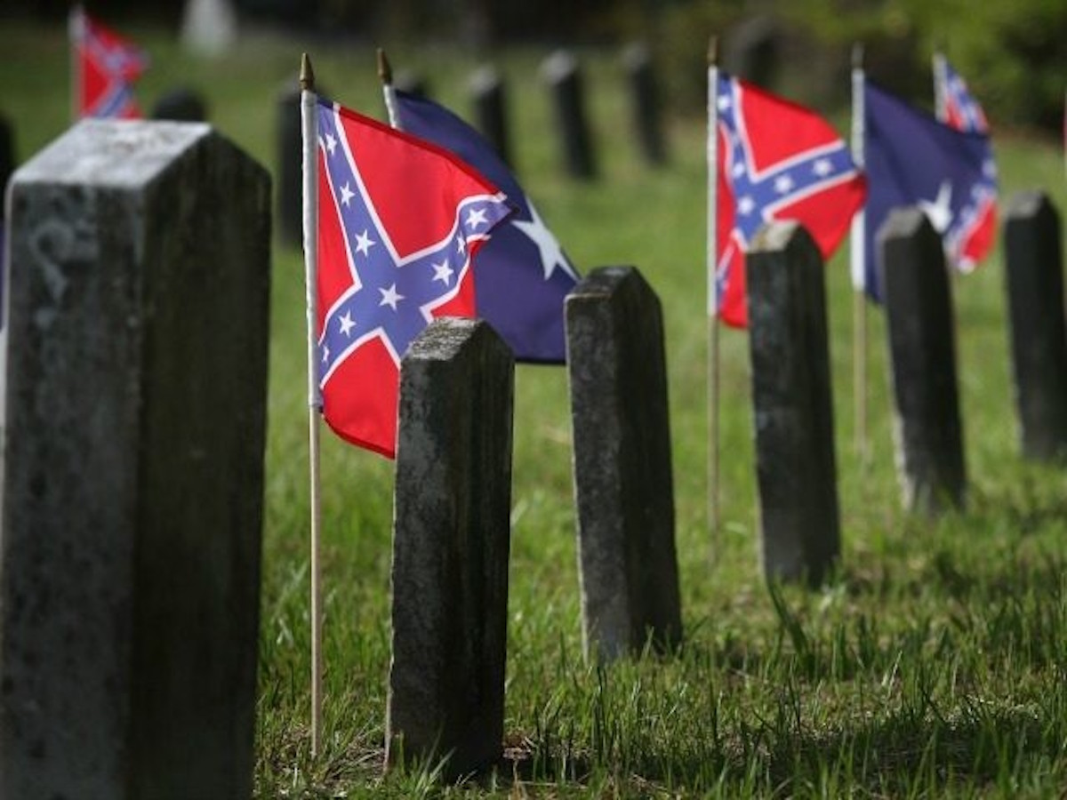 House Votes To Ban Confederate Flags At National Cemeteries