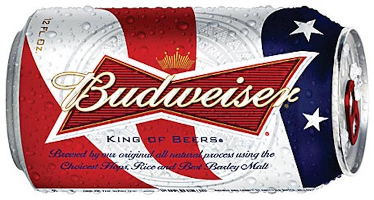 """Budweiser Serving Up ICE COLD """"AMERICA"""" All Summer Long!"""