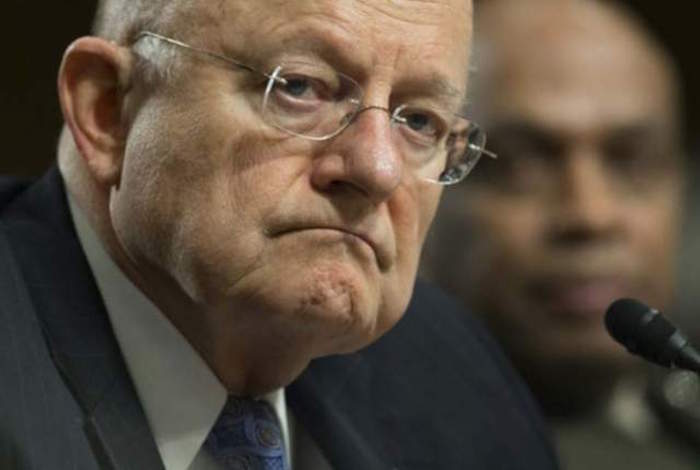 Watch James Clapper Warn Of ISIS And The European Style Attacks They Can Stage Here!