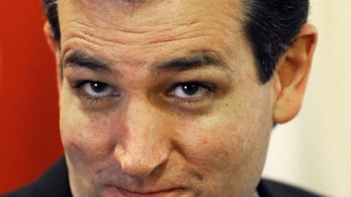Ted Cruz Hasn't Gone Away AND He Has A Plan! It Involves This!