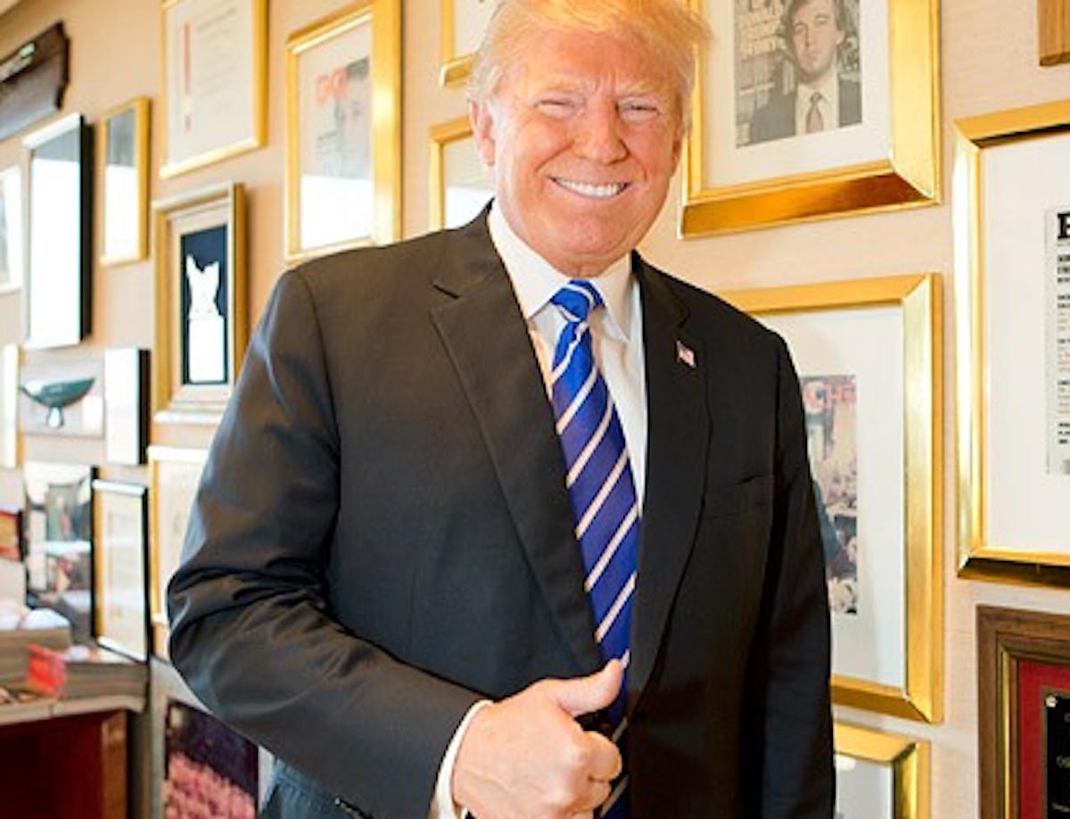 BREAKING: Trump Releases List Of 11 Supreme Court Nominees