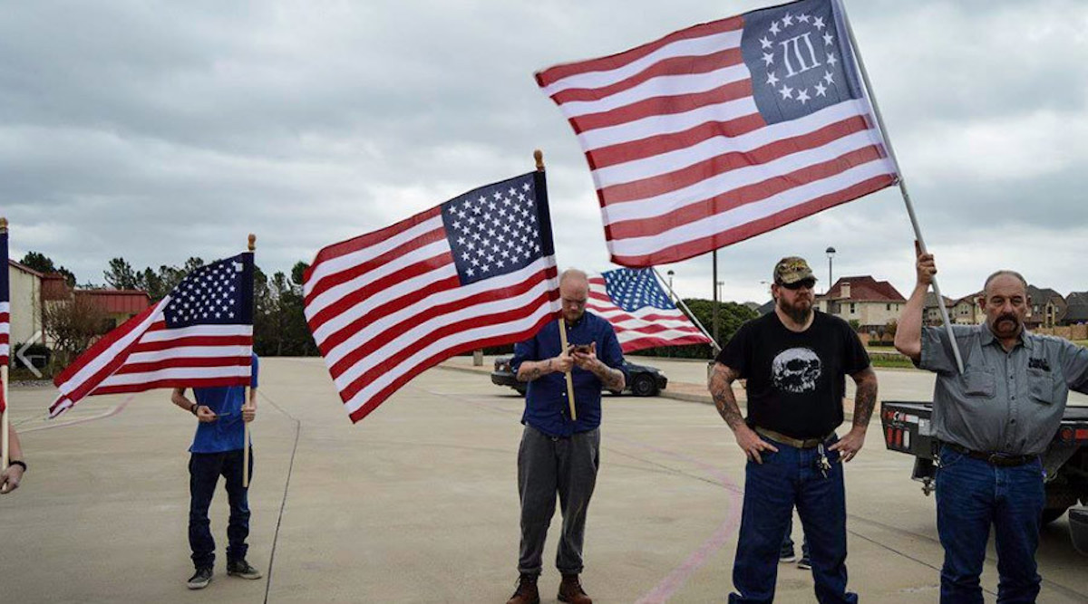 "Texas Group Trains To Stop Islamic Uprising By Using This ""Special"" Plan"