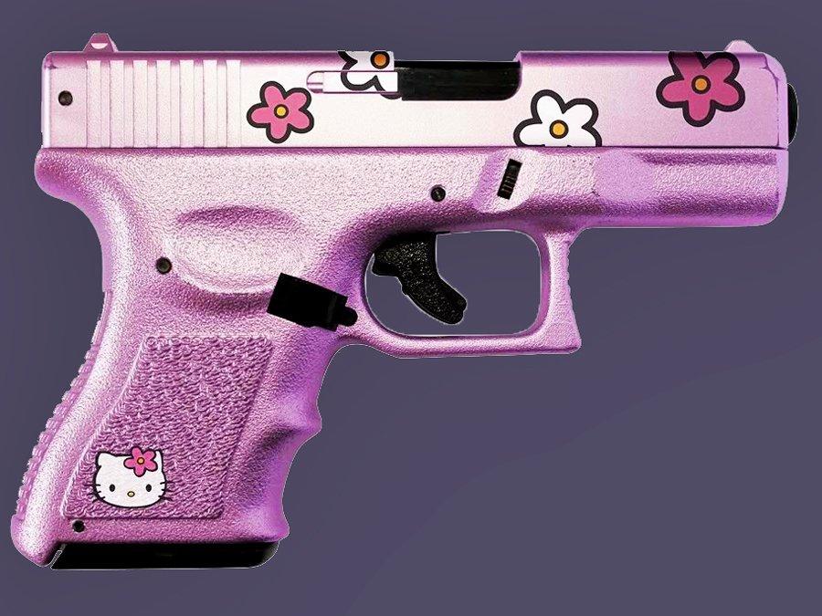 gay gun