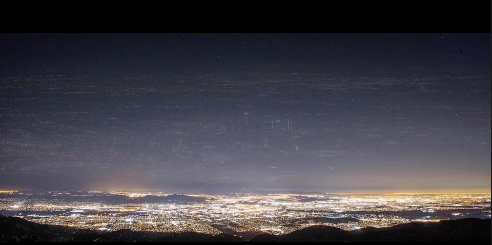 [WATCH] Breathtaking Timelapse Of Los Angeles Is Mesmerizing, Hypnotic