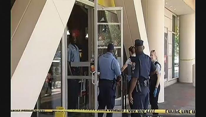 Crime scene. (NBC4/Screenshot)