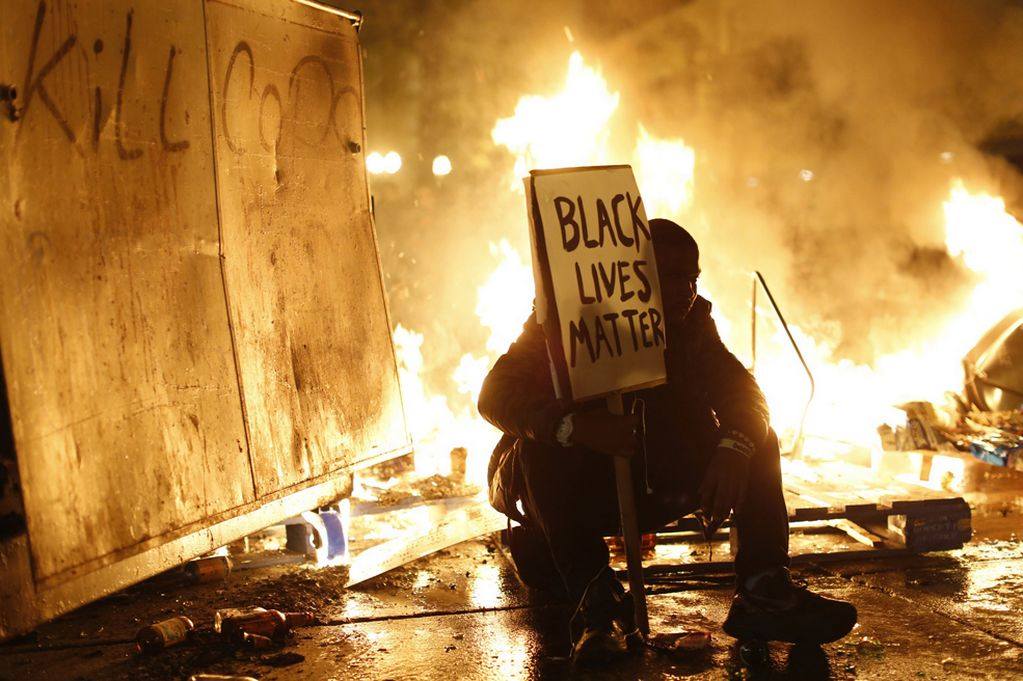 Ferguson-protests
