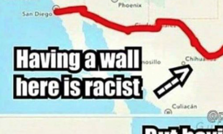 REVEALED: Here Is The Map That EXPOSES Massive Liberal Hypocrisy On The Border