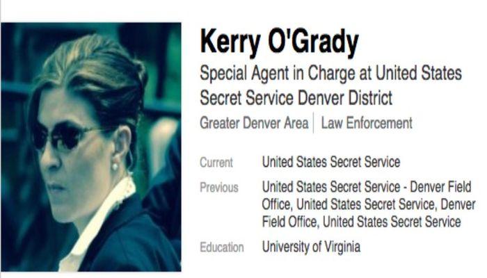 Special Agent O'Grady