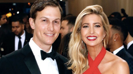 People Are Noticing Something AWKWARD About Ivanka Trump's New $5.5 Million Mansion In DC