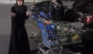 Citizen Sees Nasty Thing Muslim Woman Does In Walmart Parking Lot, Starts Recording In Shock
