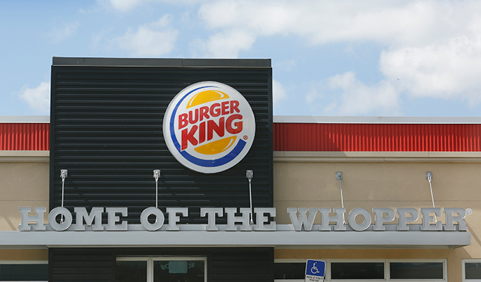 DEMOCRAT LAWMAKERS: Burger King 'unpatriotic' to avoid high corporate tax rate
