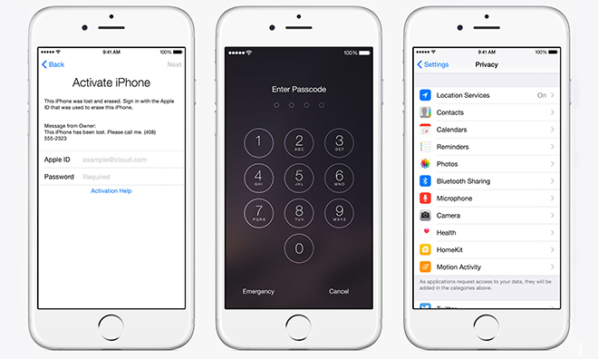FBI DIRECTOR: New Apple and Android Security Measures Put Users 'Above The Law'