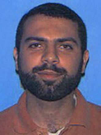 Ahmad Abousamra.(Reuters / FBI /Handout)