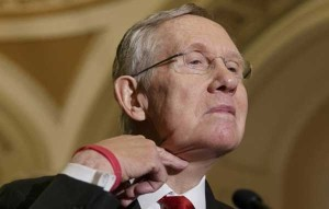 Harry Reid to Use Constitutional Amendment to Silence NRA, Members, & Free Speech
