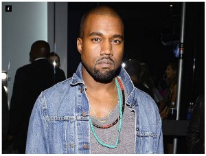 The jackass known as Kanye West