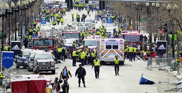 US TREASURY: Boston Marathon Bombing Not 'Act Of Terrorism'