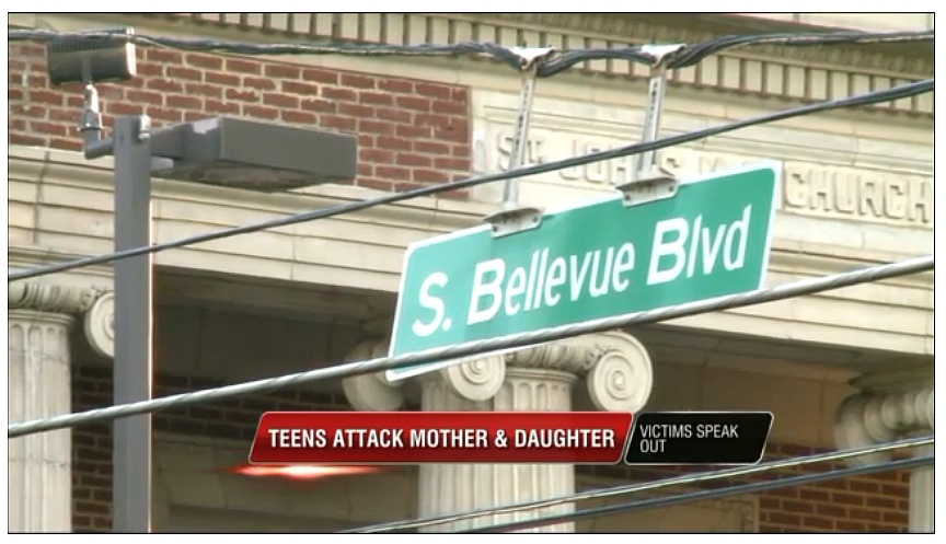 [VIDEO] Teen Mob Goes Wild In Memphis, Three Cited