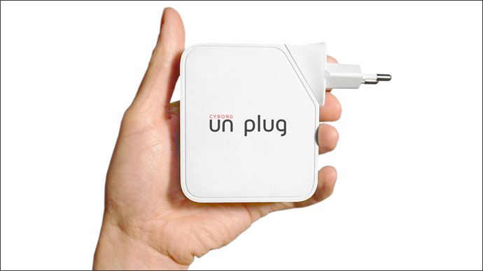 SPIES OFF-LINE: New gadget to thwart unwanted wireless snooping