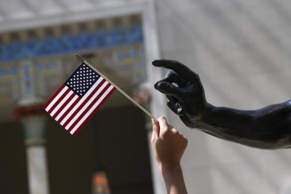 ANGRY WITH WASHINGTON: 1 in 4 Americans open to secession