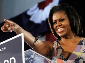 The wookie, also known as Michelle Obama