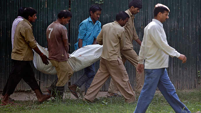 [GRAPHIC VIDEO] Tragedy Strikes As Indian Student Is Mauled To Death By Tiger