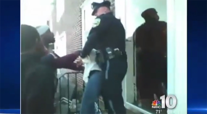 [WATCH] Cops Sued For Breaking Into Home, Arresting Woman For Recording Their Actions