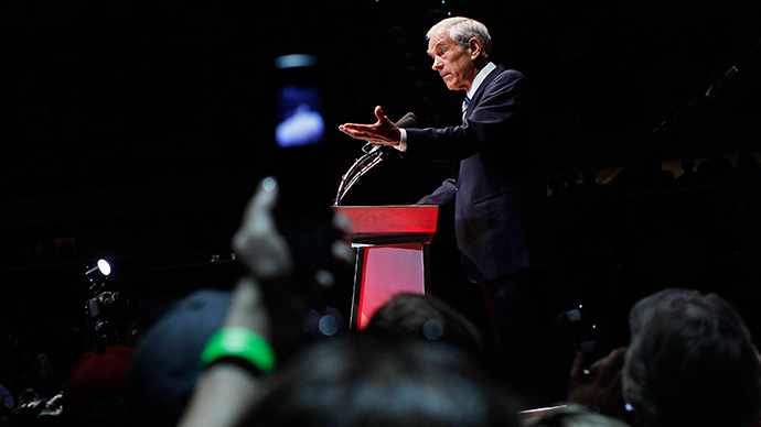 RON PAUL: 'Secessionism Is Patriotic and Grand American Tradition'