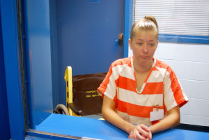Amanda Gould has spent two months in jail for violating her DUI probation for smoking marijuana. She is a mother of four and has many ailments, for which she is prescribed heavy pain medication. She says marijuana is the only thing that helps. A Pasco judge has said she belongs in prison, and is set to sentence her Nov. 3. [WES PHIPPEN | Times]